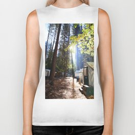 Yosemite Valley, Camp Curry Biker Tank