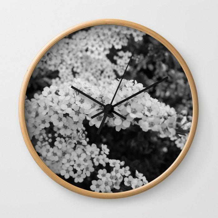 Blossom Wall Clock