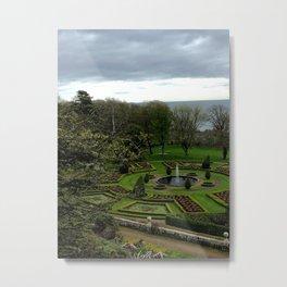 Palace Gardens Metal Print