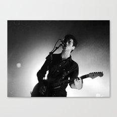 Alex Turner // Arctic Monkeys Canvas Print