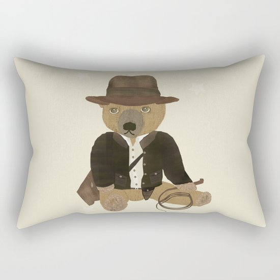 Ted Jones Rectangular Pillow
