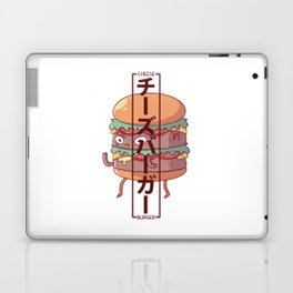 Cheeseburger - Chīzubāgā Laptop & iPad Skin