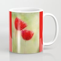 friendship Mugs featuring Friendship by Teresa Pople