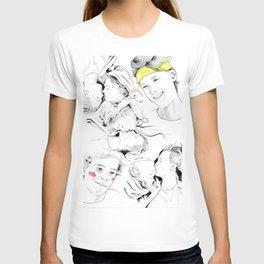 EVAK ALTER LOVE T-shirt