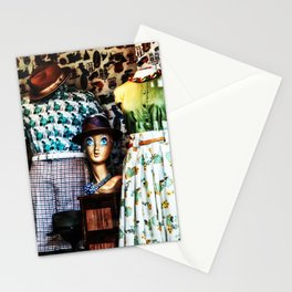 Vintage Fashion Stationery Cards