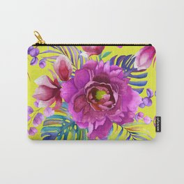 Summer peony bouquet Carry-All Pouch