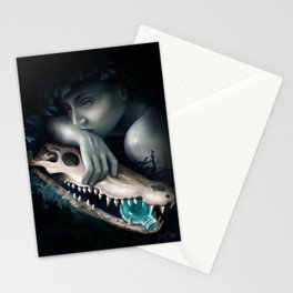 Crocodile Tears Stationery Cards