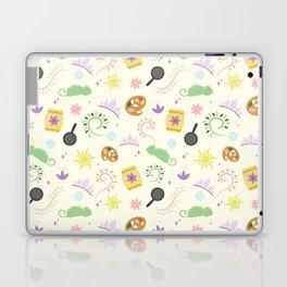Rapuzel's Favorite things Laptop & iPad Skin