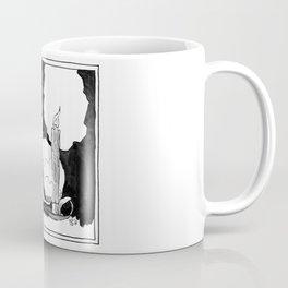 Waxy McSkull Coffee Mug