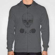 Skull N' Roses Hoody