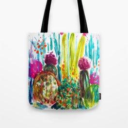Cabana Plants Tote Bag