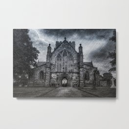 St Asaph Cathedral Metal Print