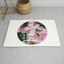 Adored - Botanical  |  The Dot Collection Rug