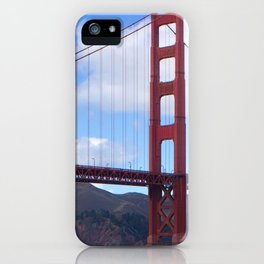 Golden Gate Bridge San Francisco Ca iPhone Case