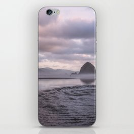 Looking at the mountains iPhone Skin