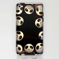 Nightmare before Christmas. iPhone & iPod Skin