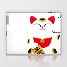 Japan Serie 4 - MANEKI NEKO Laptop & iPad Skin