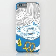 the breakfast pretzel realization iPhone 6s Slim Case
