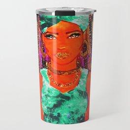 Water Queen Travel Mug