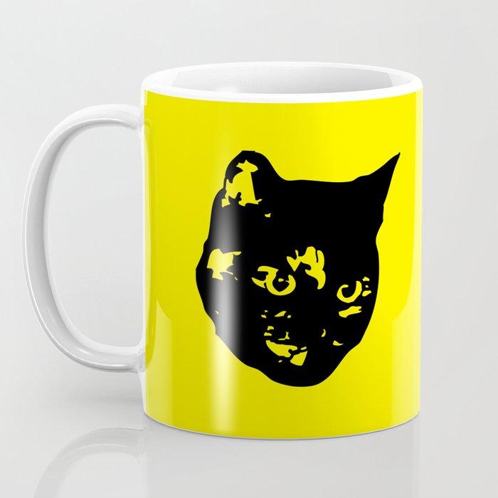 Tortoiseshell Meow Coffee Mug