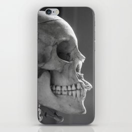 There's Something In Your Teeth iPhone Skin