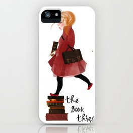 "Homage to ""The Book Thief"" iPhone Case"