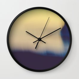Sea Sprites Wall Clock