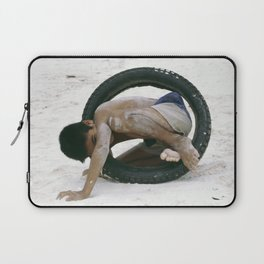 Well Tyred! Laptop Sleeve