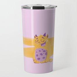 Cute Baby Monster 3 Travel Mug
