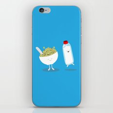 Cereal & Milk  iPhone & iPod Skin