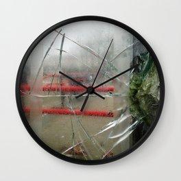 Urban Jungle 49 Wall Clock