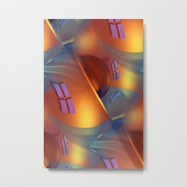 a pattern for you -303- Metal Print