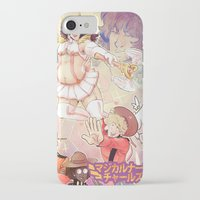 yaoi iPhone & iPod Cases featuring Magical Charles! by kami dog