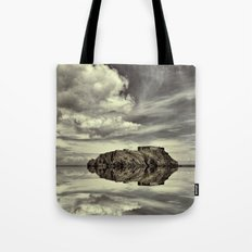 Reflections of Tenby Tote Bag