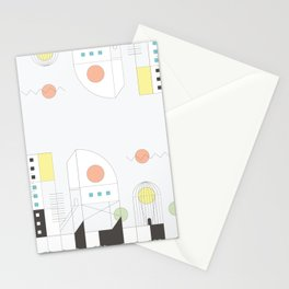 Forma 4 by Taylor Hale Stationery Cards