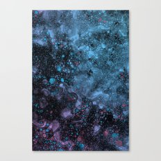 Cell Stem Canvas Print