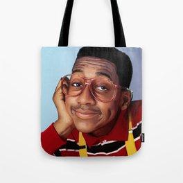 Steve Urkel Tote Bag