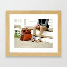 Sojourner Framed Art Print