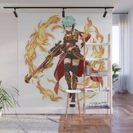 SAO Wall Mural