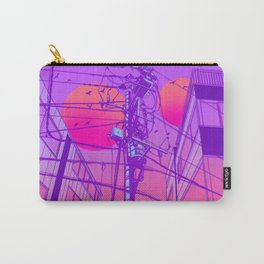 Anime Wires Carry-All Pouch