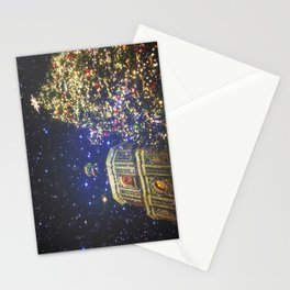 festive greetings ^_^ Stationery Cards
