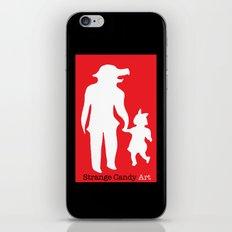 Strange Candy Art iPhone & iPod Skin