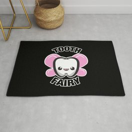 Cute Tooth Fairy Gift Rug