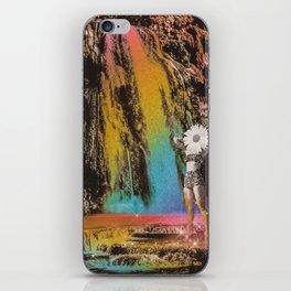 Rainbow Waterfalls iPhone Skin
