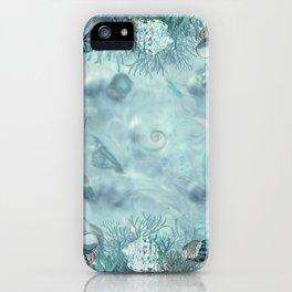 Sea shells Composition  1 iPhone Case