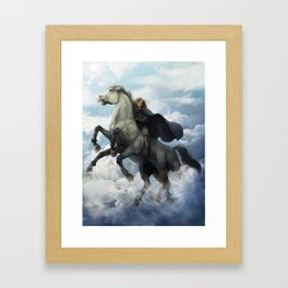 Stratus Framed Art Print