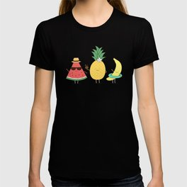 tropical fruits T-shirt