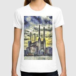 Battersea Power Station Art T-shirt