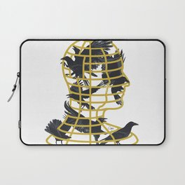 My Golden Cage Laptop Sleeve