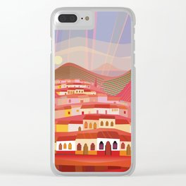 Michoacan Clear iPhone Case